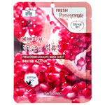 Тканевая маска для лица Гранат - Fresh Pomegranate Mask Sheet